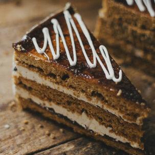 """Cake """"Mikado"""""""